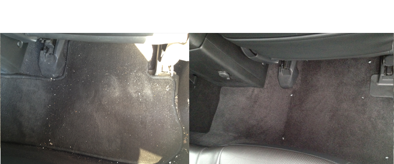 infiniti fx35 2005 cleaning